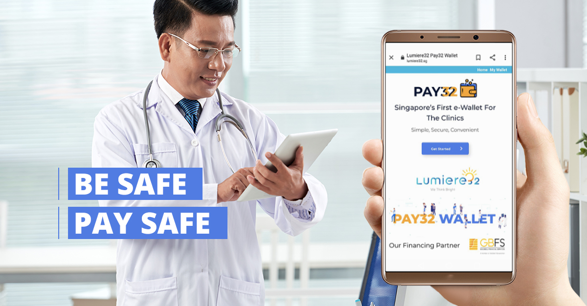 Digital Payment Solution for your Clinic