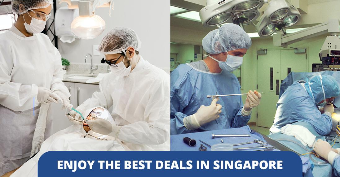 Best Deals in Singapore