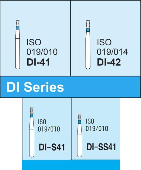 Buy Mani Diamond Bur (5pcs/pack)- DI Series Online at Best Price ...