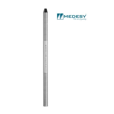 Medesy Mirror Handle Octagonal Cone-Socket #4900/CS