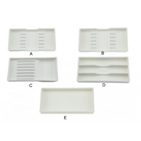 Autoclavable Instrument Kit Holder/Instrument Trays