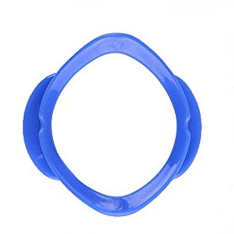 O Style Cheek Retractors Blue, 2 pcs