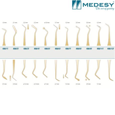 Medesy Composite Instrument Titanium #499