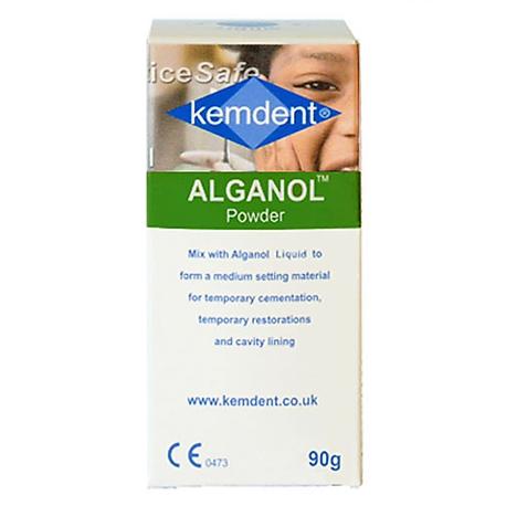 Kemdent Alganol Zinc Oxide Eugenol Cement, 90g
