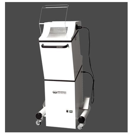 Dental laboratory Dust Suction unit, mobile (*Used)