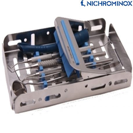 Nichrominox Easy Tray/Cassette for Holding the instrument