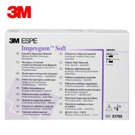 3M Impregum Soft Polyether Medium Body Refill Pack