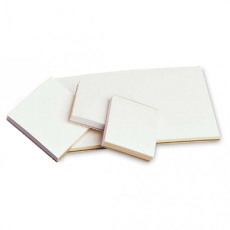 Mixing Pad Poly-Coated, Large (50 pcs/book)