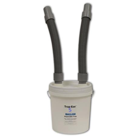 Buffalo Trap-Eze Disposable Plaster Trap - Complete Set (5 gallon)