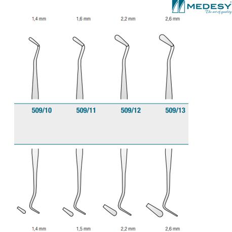 Medesy Composite Instrument  #509
