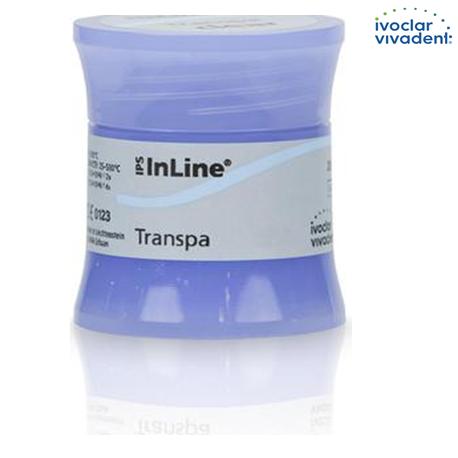 Ivolcar IPS InLine Transpa 100G Clear  #IVO 593285