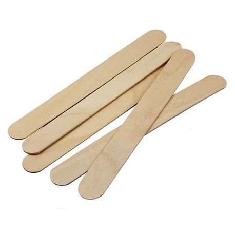 Wooden Tongue Depressor, 3/4'' x 6''(100pcs/Box)
