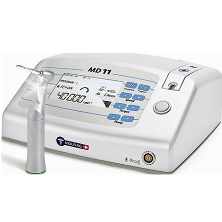 Nouvag MD 11 Single Motor with CA 20:1 push button handpiece