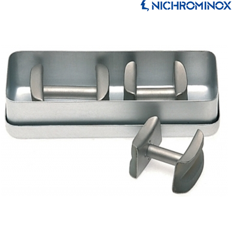 Nichrominox Mouth Props #070300(Set of 2)