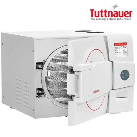 Tuttnauer Elara 11D - High Speed Sterilization/ Class B Autoclave unit