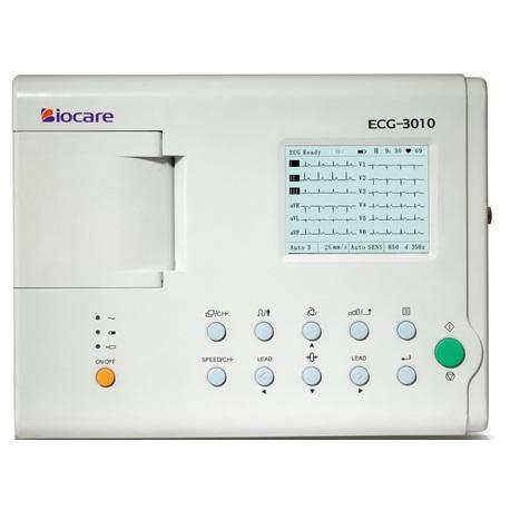 Biocare Digital 3-Channel ECG