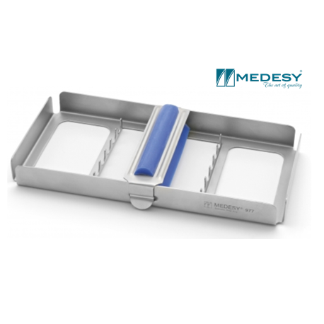 Medesy Stainless Steel Tray, Small #977/5