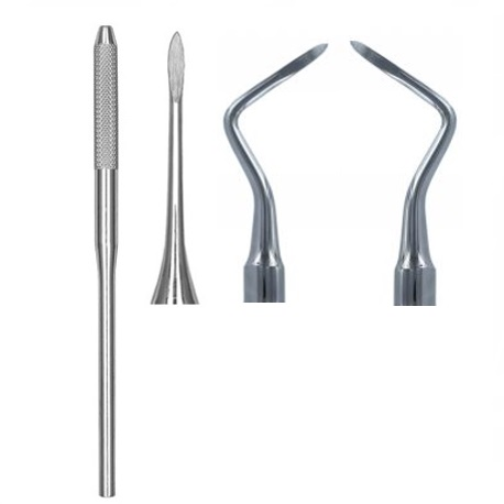 Elite Heidbrink Root Pick (Straight, Left & Right)