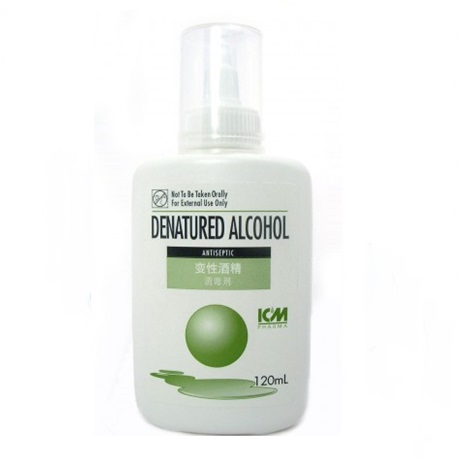 Buy Denatured Alcohol 95% Ethanol- Skin Disinfection Online
