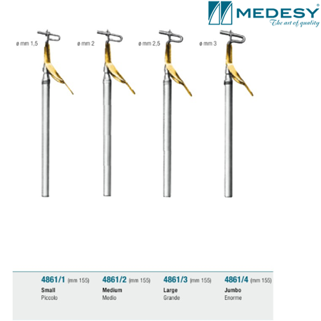 Medesy Amalgam Carrier Small #4861