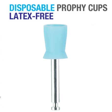 Premium Plus Rubber Cups CA, 100pcs/pack #M222LB