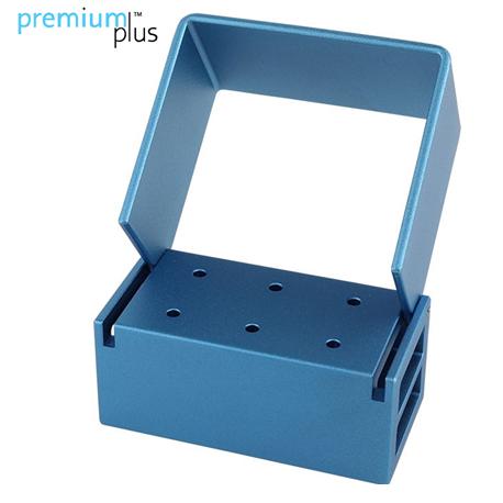 Premium Plus Aluminium Bur Block 6HP