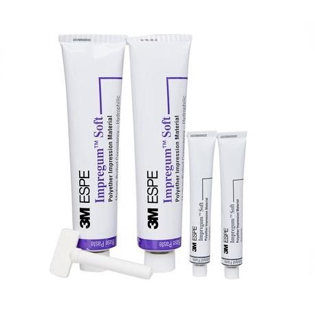 3M Impregum™ Handmix Polyether, Soft Medium Body Refill, # 31755