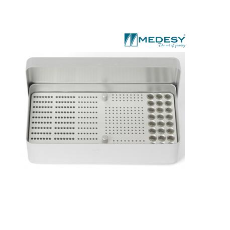 Medesy Endodontic Box Aluminium Large #985