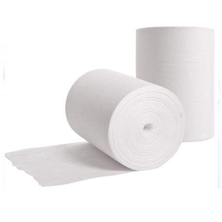 Gauze Roll, 90cmx100yard, Blow-Back Edge Each