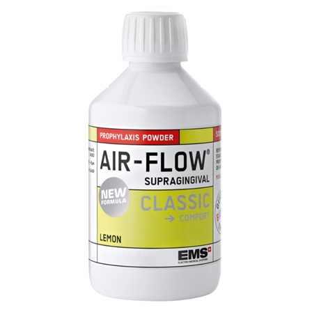 EMS Air-Flow® Classic Supragingival Prophylaxis Powder, 300g x 4 bottles