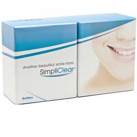 SimpliClear Aesthetic Orthodontic Treatment Solution*