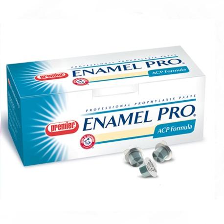 Premier Enamel Pro Mint, Prophy Paste (200 single-use cups)