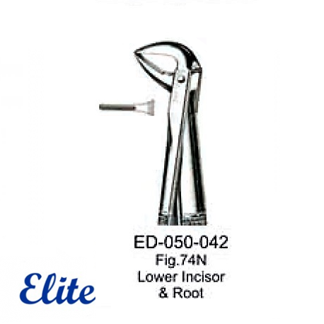 Elite Extraction Forceps Lower Incisors and Roots # ED-050-042