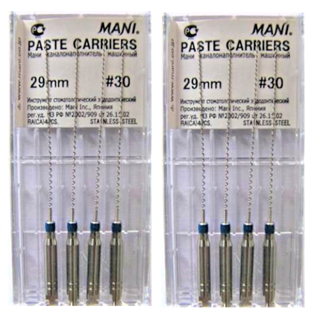 Mani Paste Carrier (4 pcs/pack) 29mm