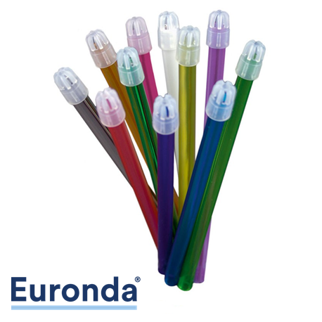 Euronda High Quality Saliva Ejector 100pcs/Pack