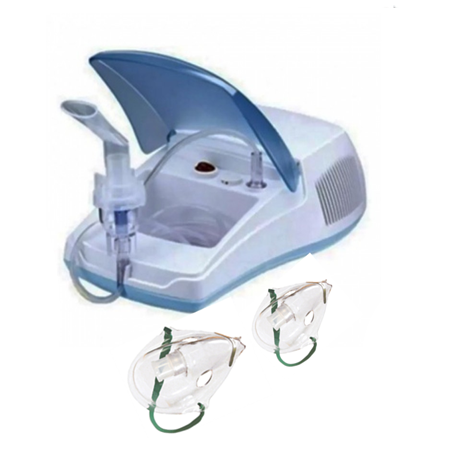 Premium Nebuliser Set (With Masks for Adult & Child)