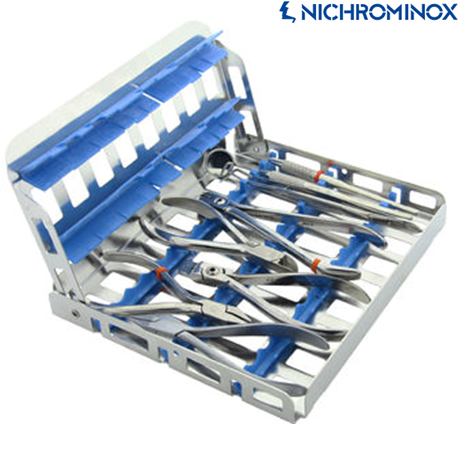 Nichrominox Easy Tray Ortho/Cassette for Holding the Ortho instrument