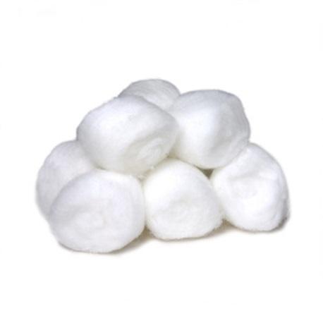 Cotton Balls Non-Sterile (0.5gms.) 100 pcs/pack x 5 packs