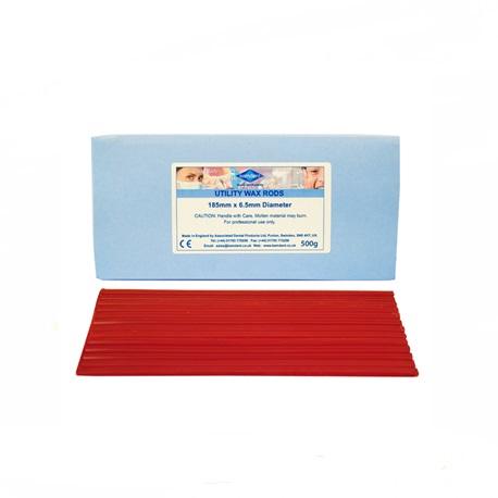 Kemdent Utility Wax Strips, 500g