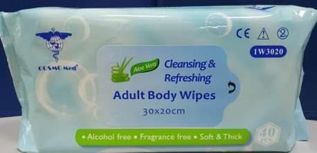 Disposable Wet Wipes