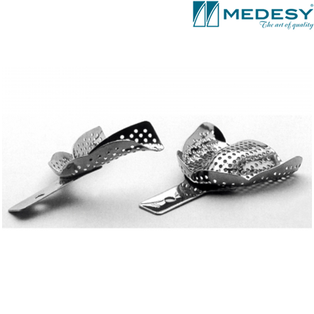 Medesy Impression-Tray Edentulouswith different sizes -#6011