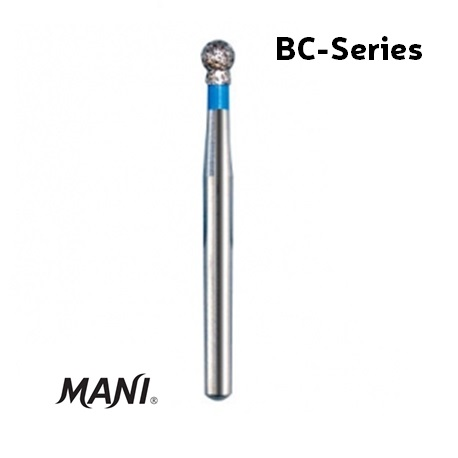 Mani Diamond Bur (5pcs/pack)- BC Series