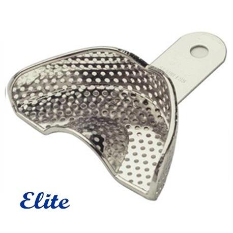Elite Partial Upper Anterior Perforated Impression Tray