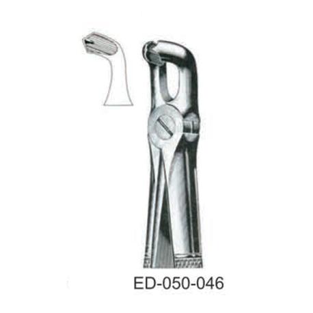 Elite Extraction Forceps Lower Wisdom # ED-050-046