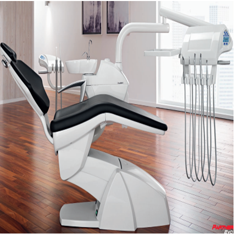 Swident Dental chair with Hanging hoses (Partner Continental Version)