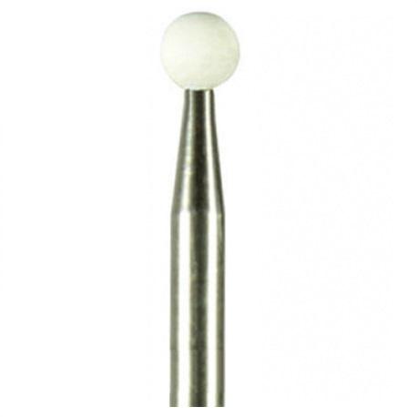 White Stone Round shaped FG (10 pcs/pack)