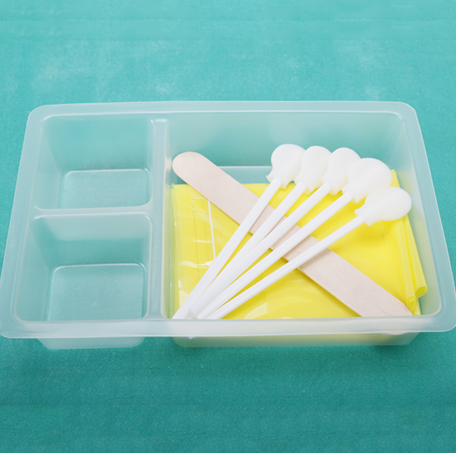 Disposable Sterile Oral Dressing Set