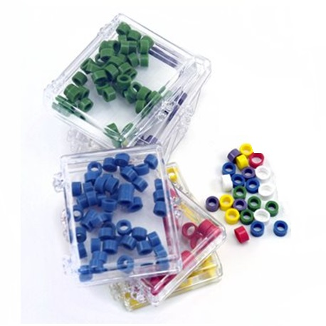 Swedent Colour Code Rings 50 pcs/Box