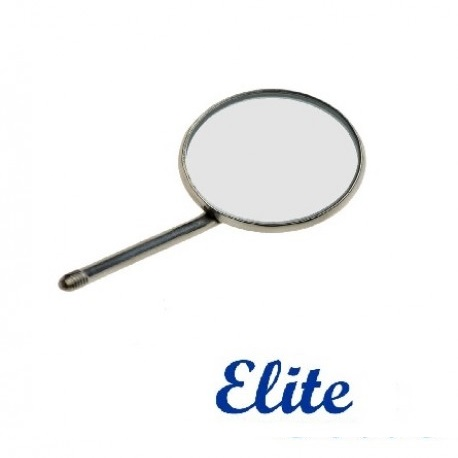 Elite Mouth Mirror Magnifying # 4 (12 pcs/box)
