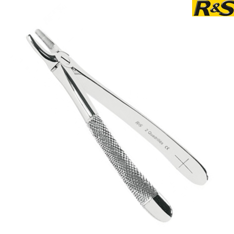 R&S Incisors and upper canine tooth extraction forceps no.2